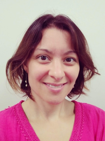 Photo of woman (JoEllen McBride)